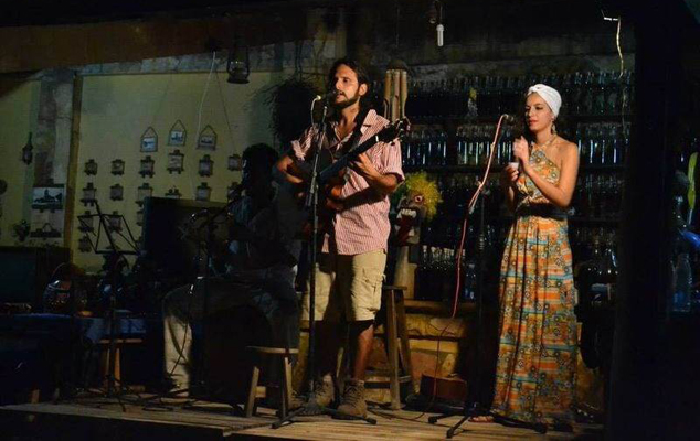 O casal de músicos está desaparecido