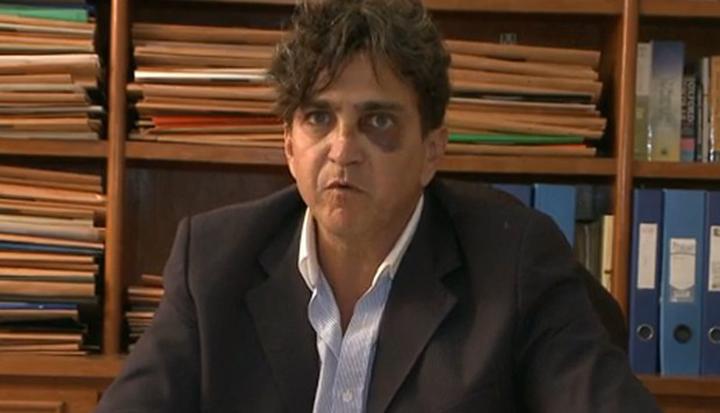 O promotor Carlos Serra pode parar no xilindró