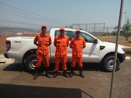 bombeiros de estreito