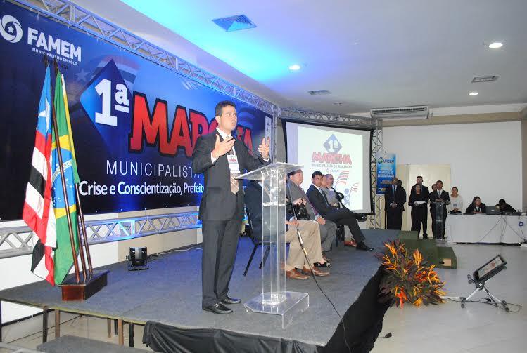 Gil Cutrim, presidente da Famem