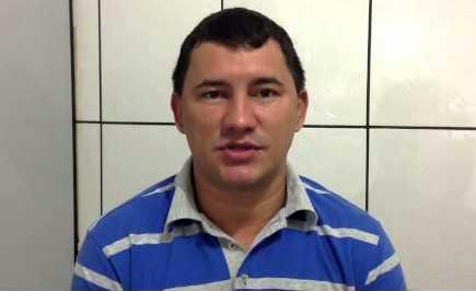 O prefeito de Pedro do Rosário