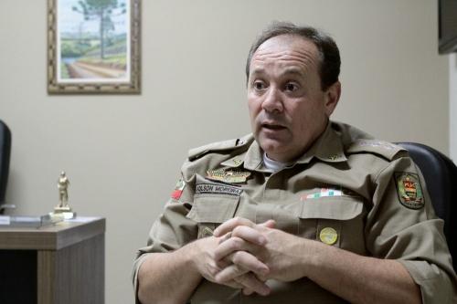coronel adilson moreira